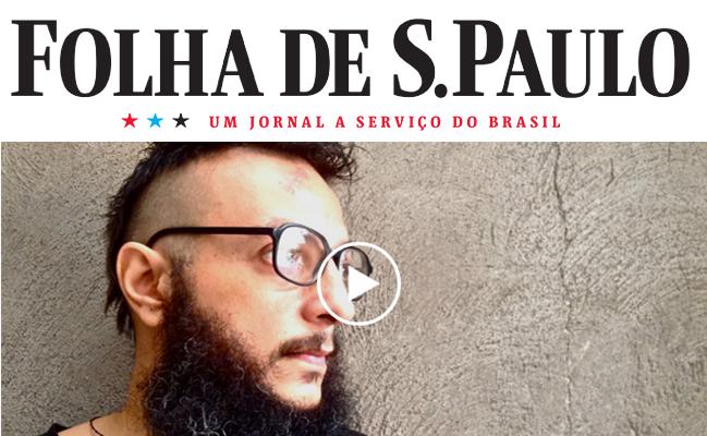 La Cura on Folha S. Paulo
